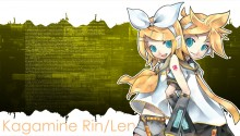 Download Kagamine Rin/Len PS Vita Wallpaper