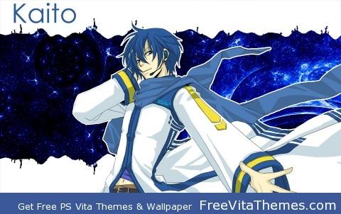 Kaito PS Vita Wallpaper