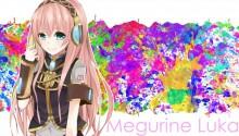 Download Megurine Luka PS Vita Wallpaper