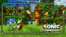 Download Sonic Generations PS Vita PS Vita Wallpaper