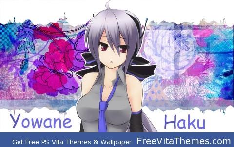 Yowane Haku PS Vita Wallpaper
