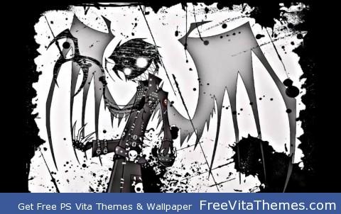 creepy PS Vita Wallpaper