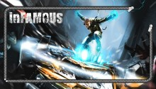 Download inFAMOUS Vita PS Vita Wallpaper
