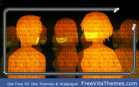 fake smiles PS Vita Wallpaper