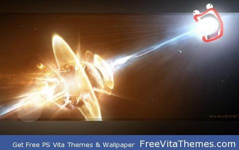 Ima Firin Mah Lazer Baaaaaaaaa PS Vita Wallpaper