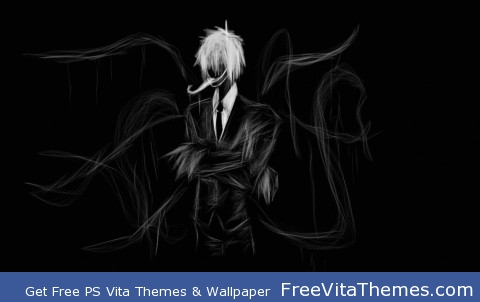 Slender Man PS Vita Wallpaper
