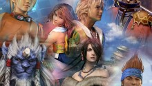 Download Final Fantasy X PS Vita Wallpaper