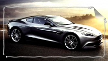 Download Aston Martin PS Vita Wallpaper