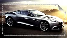 Download Aston Martin PS Vita Wallpaper