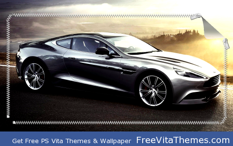 Aston Martin PS Vita Wallpaper