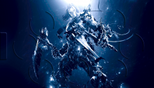 Download Darksiders 2 PS Vita Wallpaper