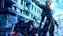Download Metal Gear Rising PS Vita Wallpaper