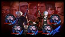 Download Devil May Cry w3 PS Vita Wallpaper