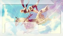 Download Lightning FFXIII PS Vita Wallpaper