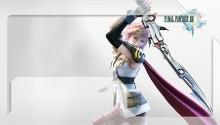 Download FF XIII Lightning PS Vita Wallpaper