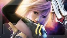 Download FF XIII Lightning 2 PS Vita Wallpaper