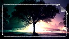 Download Tree PS Vita Wallpaper
