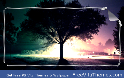 Tree PS Vita Wallpaper
