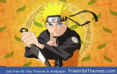 Naruto shippuden Naruto PS Vita Wallpaper