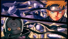 Download Naruto shippuden Naruto vs mardara PS Vita Wallpaper