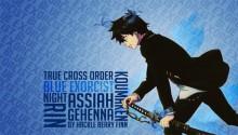 Download blue exorcist rin PS Vita Wallpaper