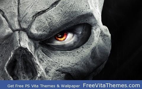 SKULL PS Vita Wallpaper
