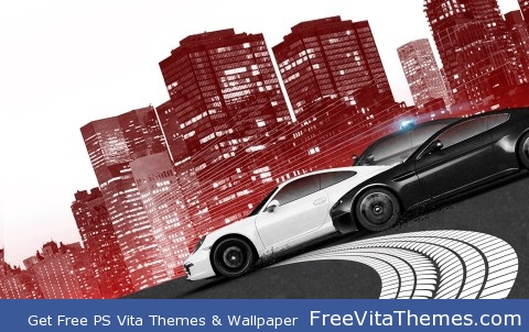 need for speed most wanted PS Vita Wallpaper