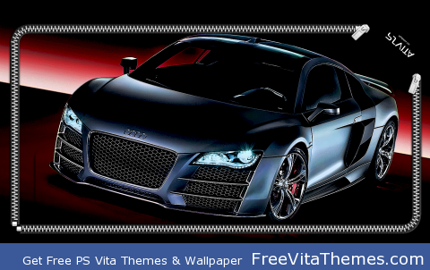 Audi R8 PS Vita Wallpaper