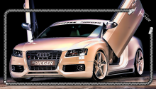 Download Audi S5 Rieger PS Vita Wallpaper