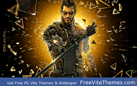 Deus Ex PS Vita Wallpaper