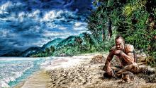 Download Far Cry 3 PS Vita Wallpaper