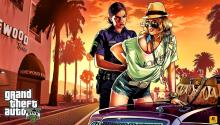 Download GTA 5 PS Vita Wallpaper