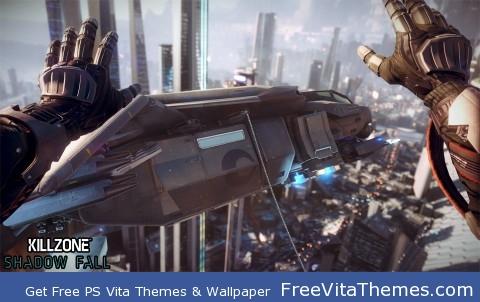Killzone Shadowfall PS Vita Wallpaper