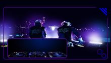 Download Electro DJ PS Vita Wallpaper