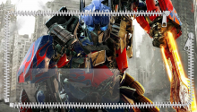 Download Optimus Prime PS Vita Wallpaper