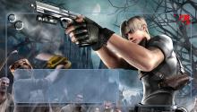 Download Resiendt Evil 4 biohazard PS Vita Wallpaper
