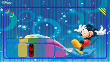 Download Mickey PS Vita Wallpaper