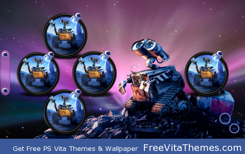 Wall e limited PS Vita Wallpaper