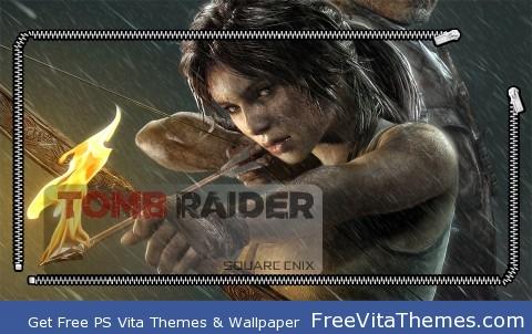 Tomb Raider TR PS Vita Wallpaper