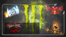 Download Drink Energy PS Vita Wallpaper