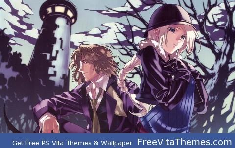 Folklore PS Vita Wallpaper