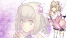 Download Ar Tonelico 3 – Saki PS Vita Wallpaper