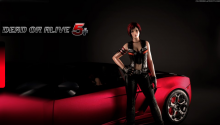 Download Dead or Alive 5+ Ready to Ride Her? PS Vita Wallpaper