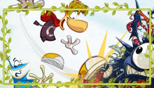 Download Rayman PS Vita Wallpaper
