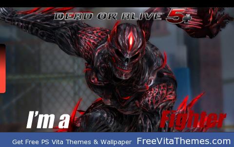 Dead or Alive 5+ Ryu Hayubusa Epic DLC Costume PS Vita Wallpaper