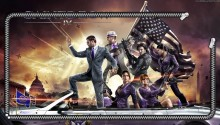 Download Saints Row IV lockscreen PS Vita Wallpaper