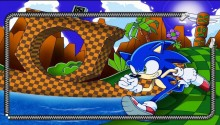 Download Sonic PS Vita Wallpaper