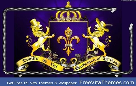 Gentlemen of the Row lockscreen PS Vita Wallpaper