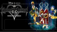 Download Kingdom Hearts 1.5 PS Vita Wallpaper