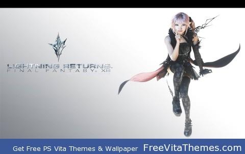 Lumina PS Vita Wallpaper